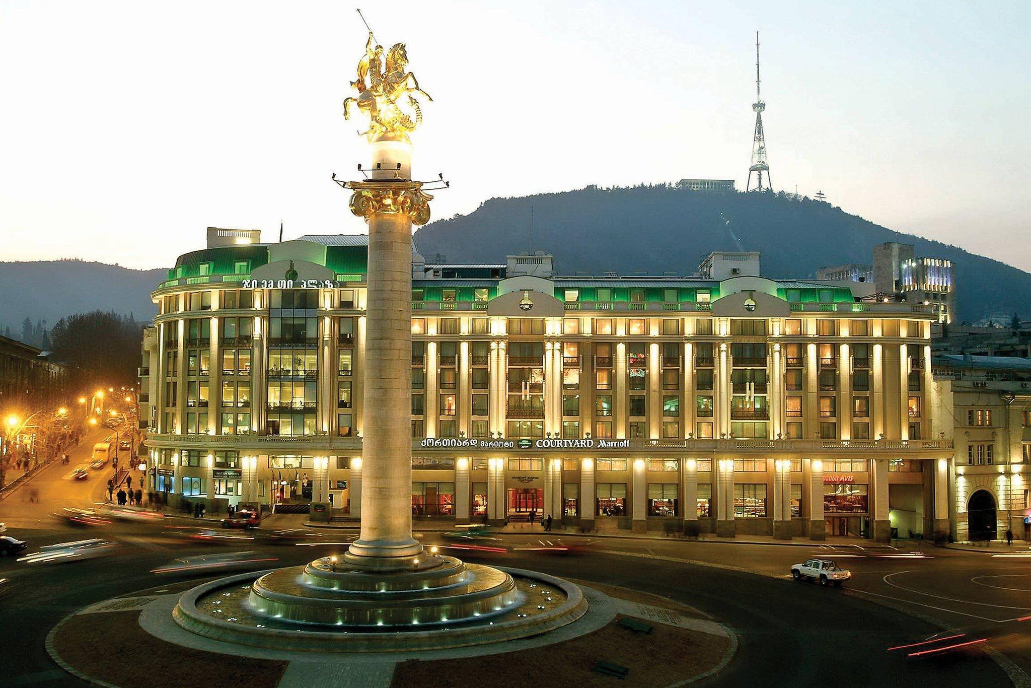 Courtyard Tbilisi