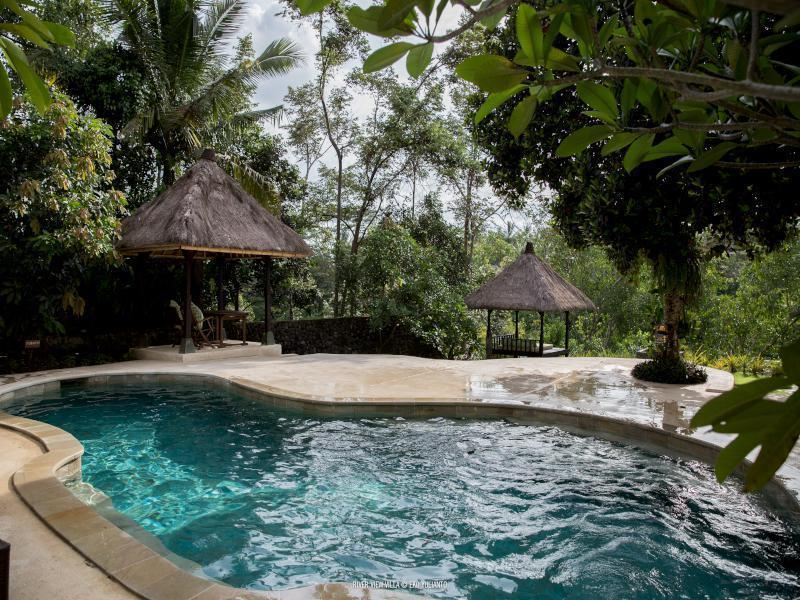 Ubud Riverview Villa