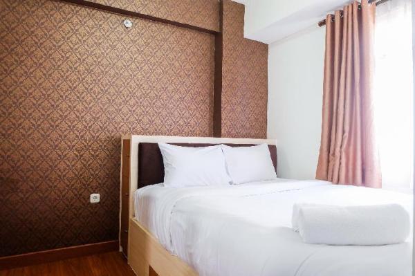 Nice 2BR Green Pramuka Apartment By Travelio Jakarta