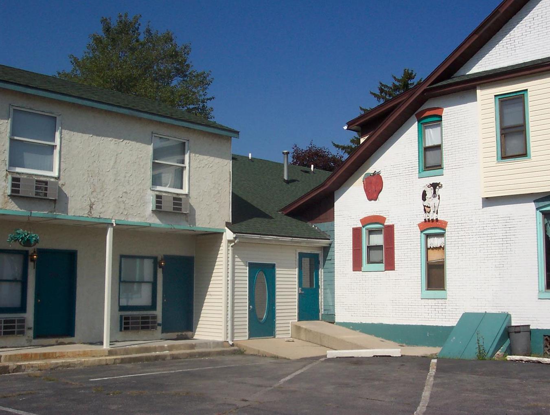 Grannys Motel Frackville