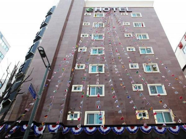 Juan E Hotel Incheon