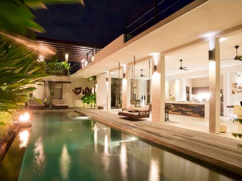 ultra modern luxury villa umalas the bali bible. Black Bedroom Furniture Sets. Home Design Ideas