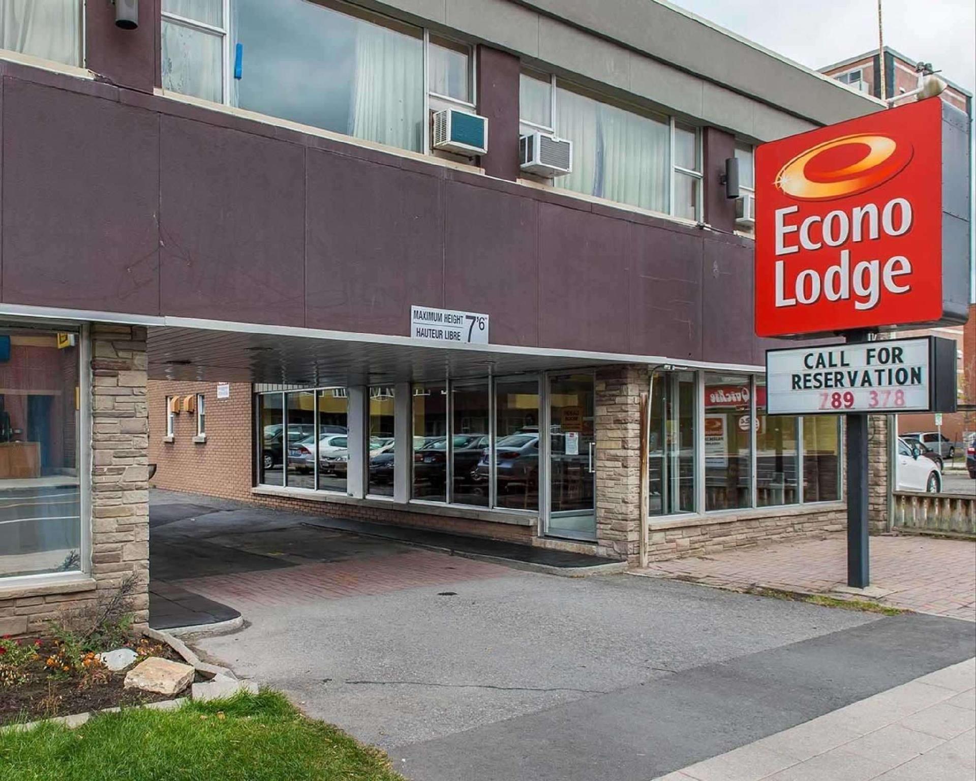 Econo Lodge Downtown Ottawa