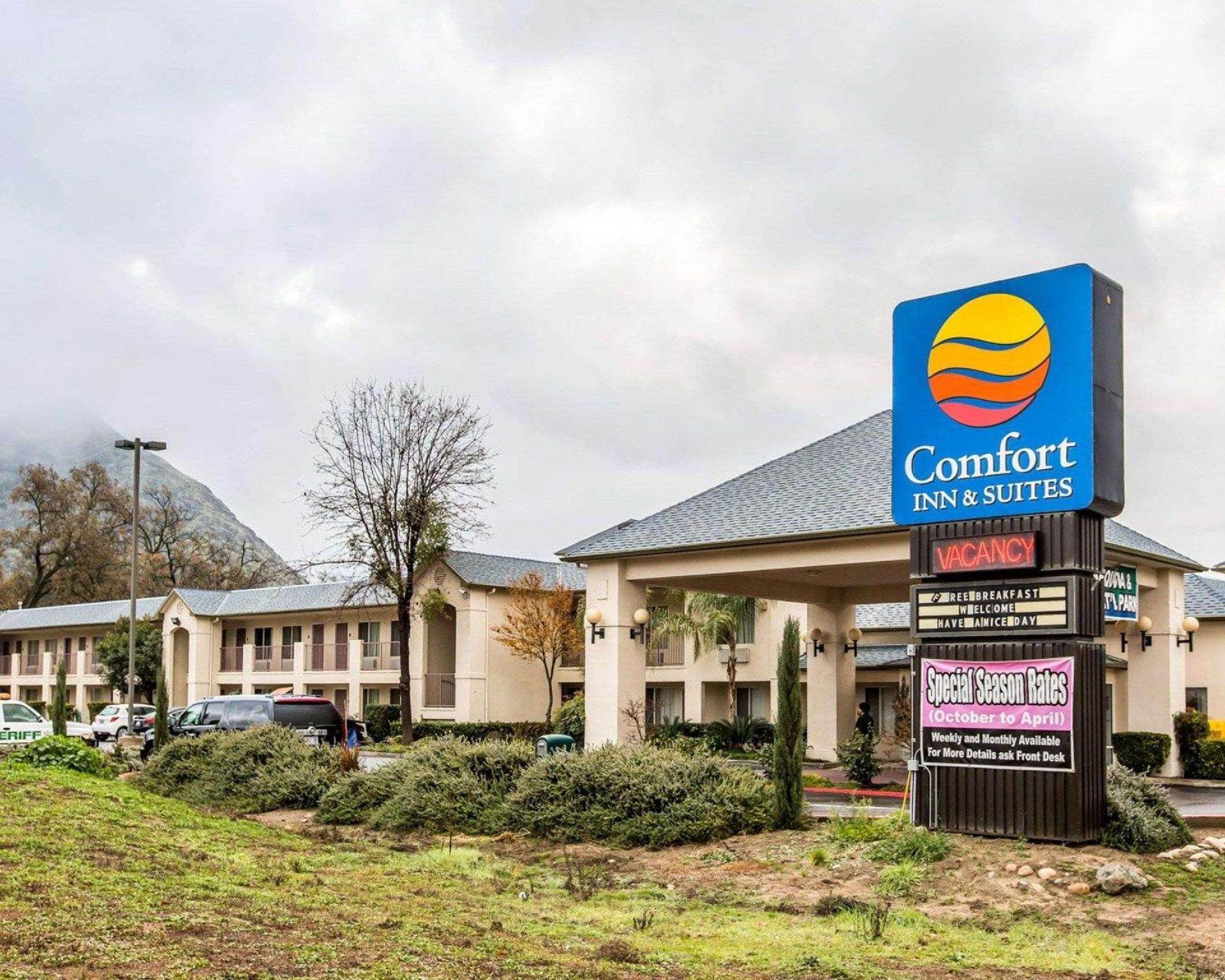 Comfort Inn & Suites Sequoia Kings Canyon Reviews