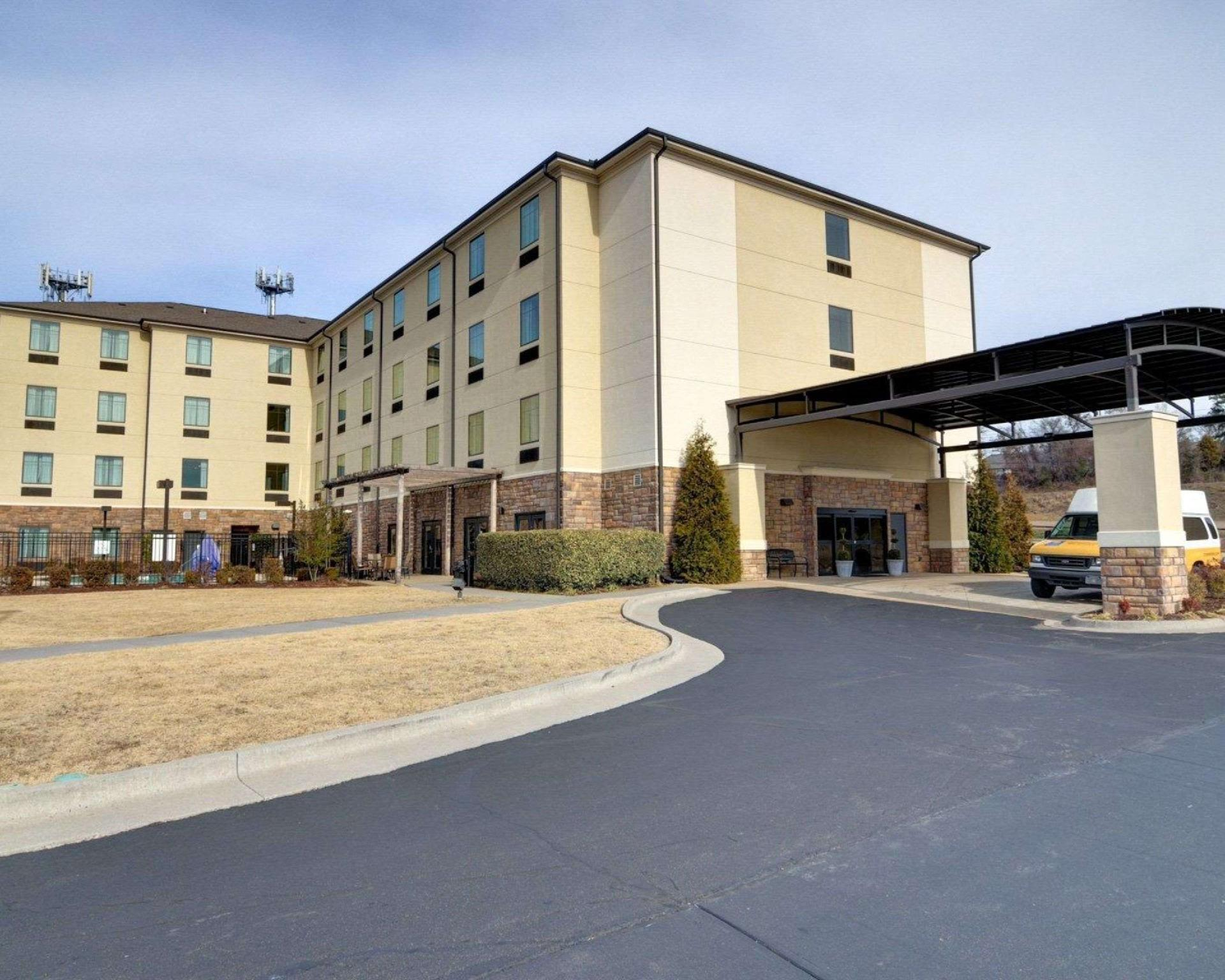 Comfort Inn And Suites Fort Smith I 540