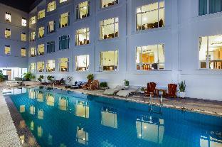 カンチャナブリー シティ ホテル Kanchanaburi City Hotel