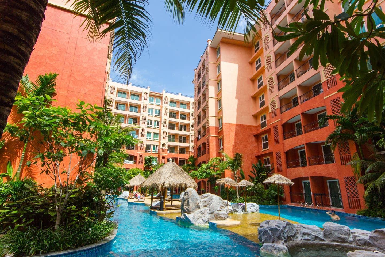 New Room Seven Seas Condo Pattaya 88