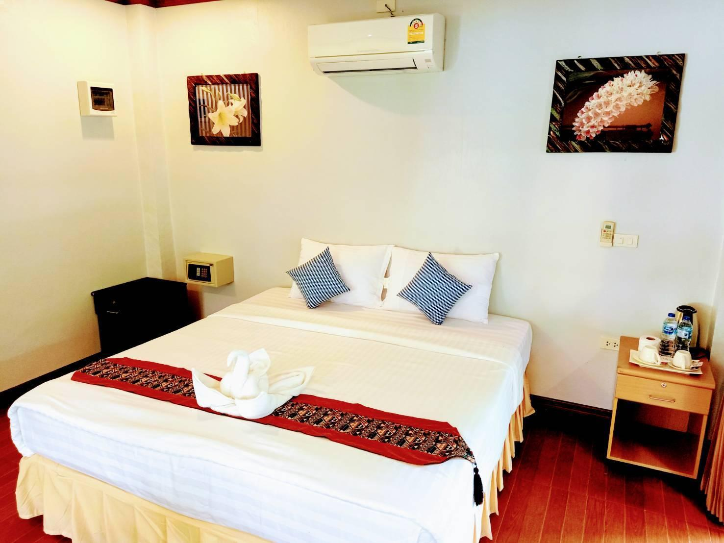 Khao Sok Garden Resort สตูดิโอ บังกะโล 0 ห้องน้ำส่วนตัว ขนาด 16 ตร.ม. – รอบใจกลางเมือง