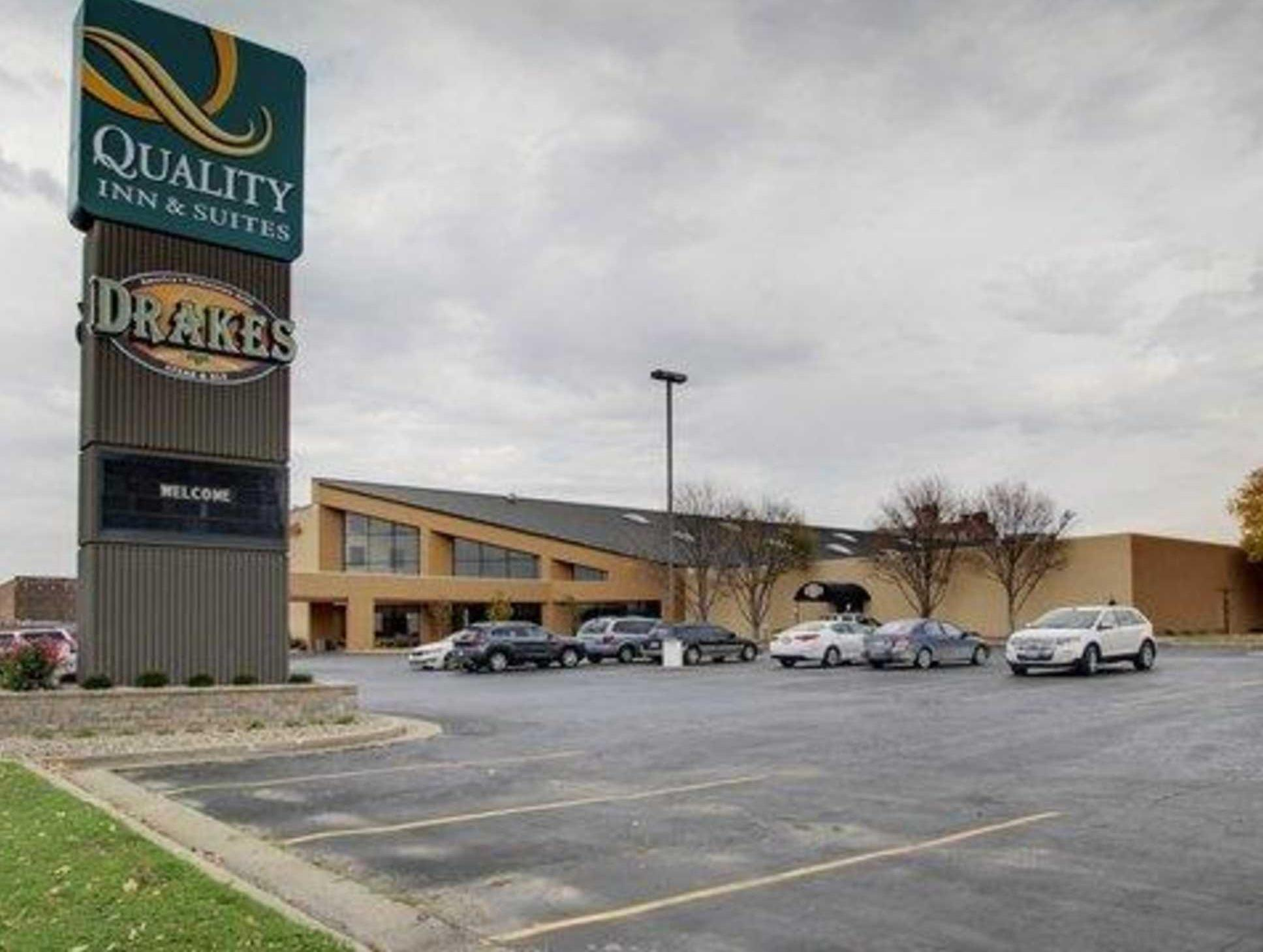 Hotel Review: Quality Inn and Suites Quincy – Picture, Room Prices and Deals