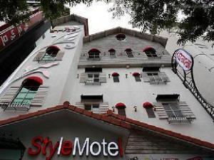 城南风格汽车旅馆 (Style Motel Seongnam)