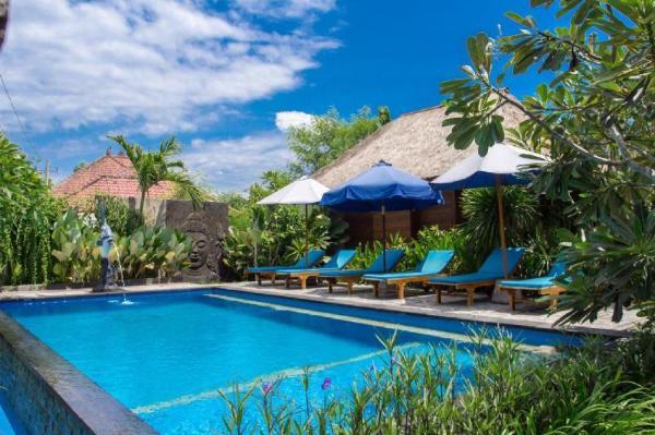 Koji Garden Huts Bali