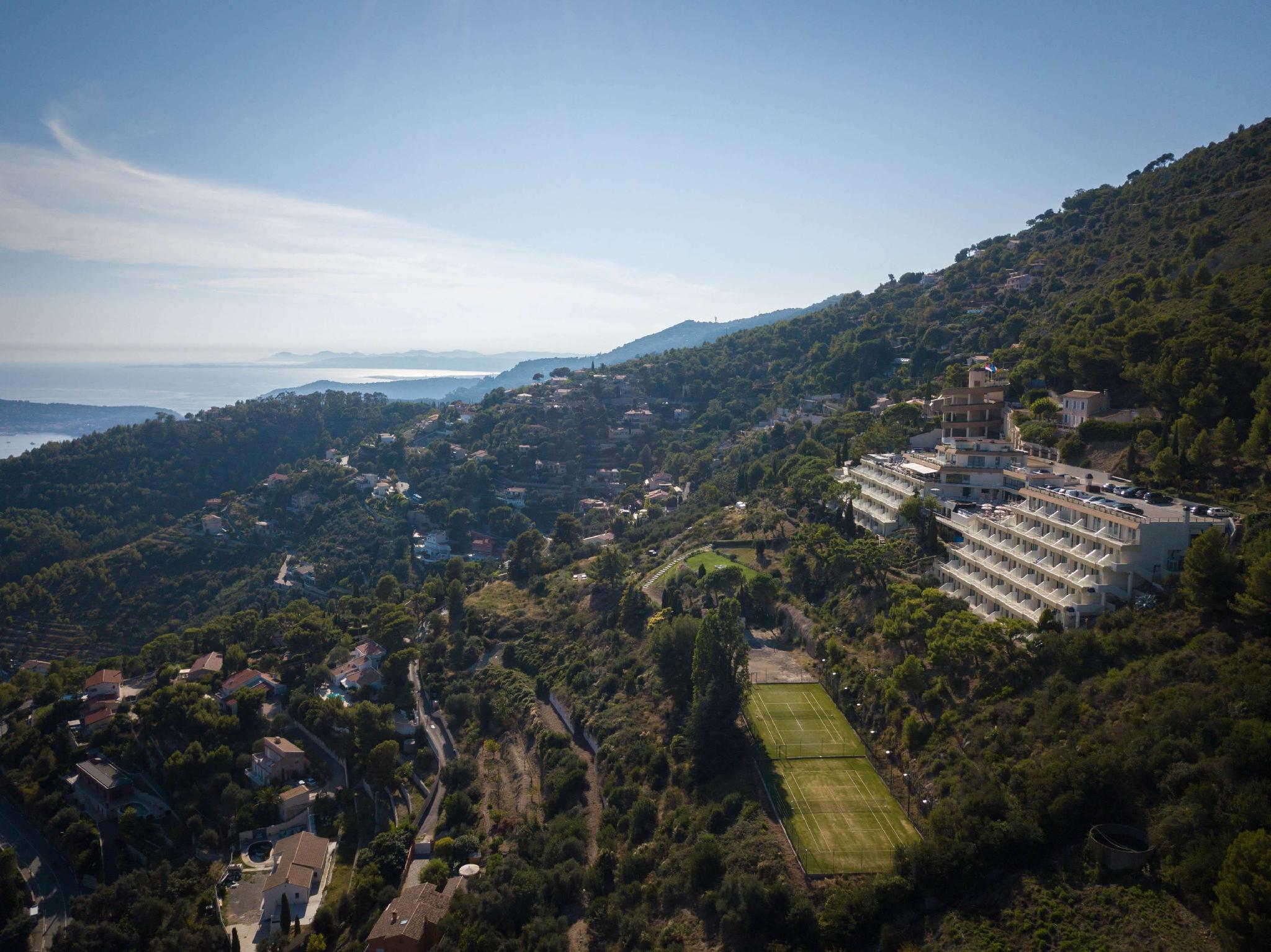Les Terrasses D'Eze   Hotel And Spa