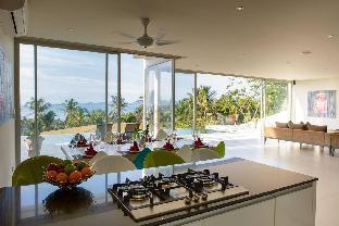[バンポル]ヴィラ(100m2)| 6ベッドルーム/6バスルーム Villa Asia - Luxury 6 Bedroom Sea View Villa