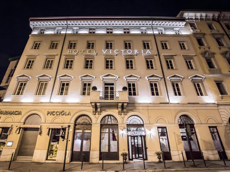 Discount Victoria Hotel Letterario Trieste