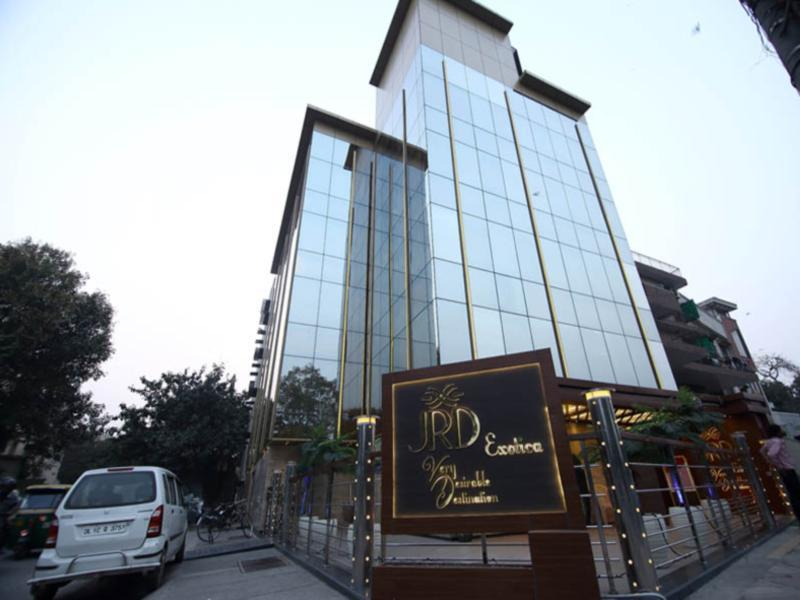 JRD Exotica Hotel