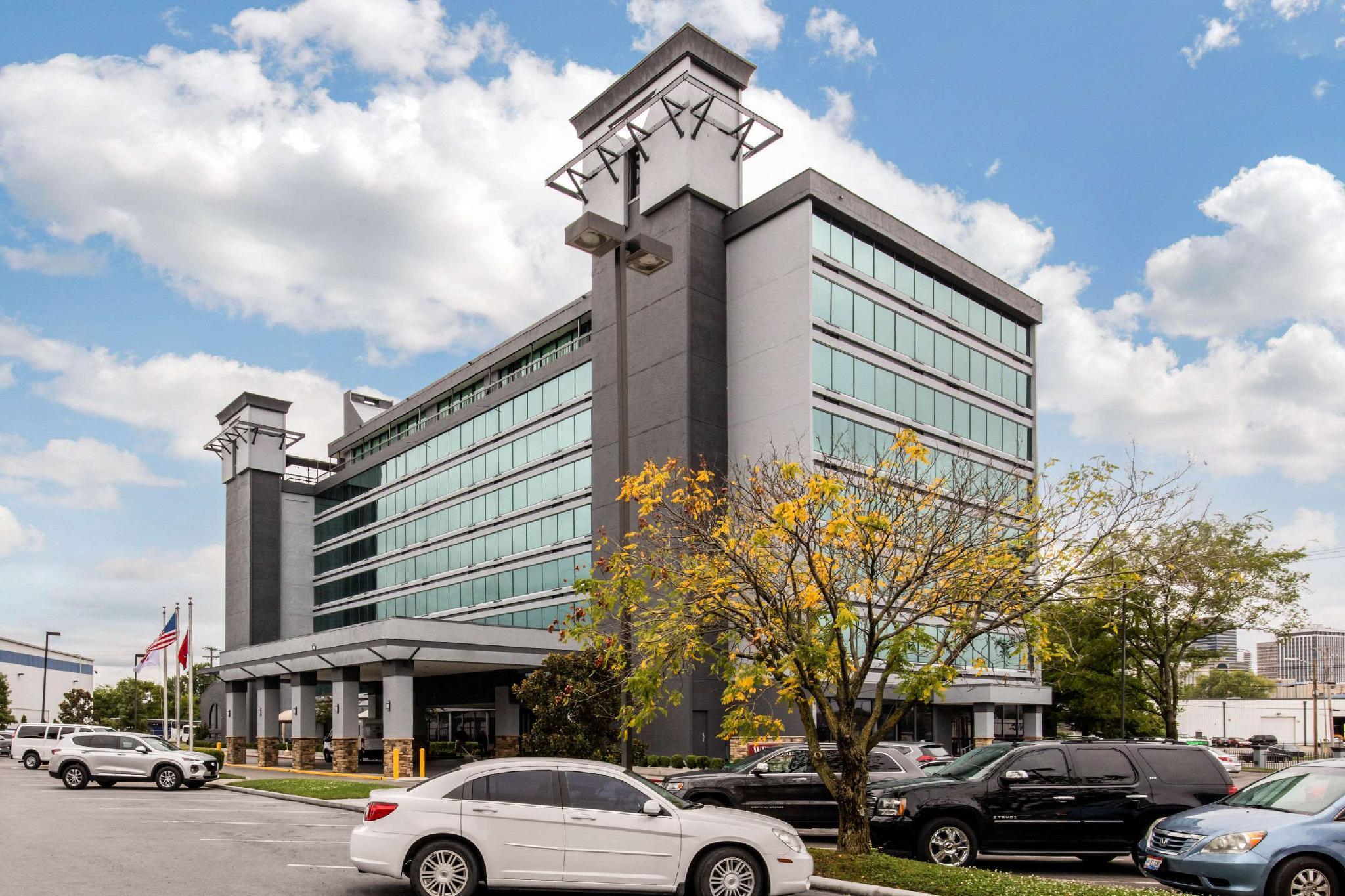 Clarion Hotel Nashville Downtown   Stadium