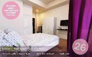 [バンセーン]スタジオ アパートメント(30 m2)/1バスルーム SOLO Private Studio room at 26 bed and coffee