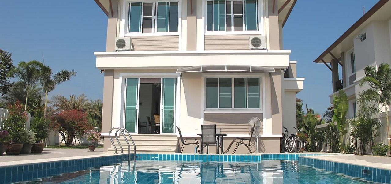 Cha Am Pool Villa