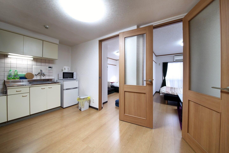 EX Tenroku Apartment 508