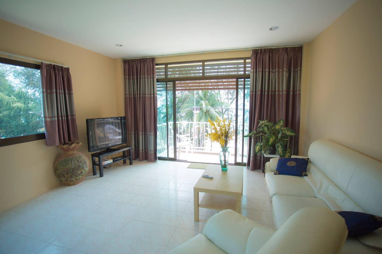 Beach Apartment Hat Mae Ramphueng 5 อพาร์ตเมนต์ 1 ห้องนอน 1 ห้องน้ำส่วนตัว ขนาด 30 ตร.ม. – หาดระยอง