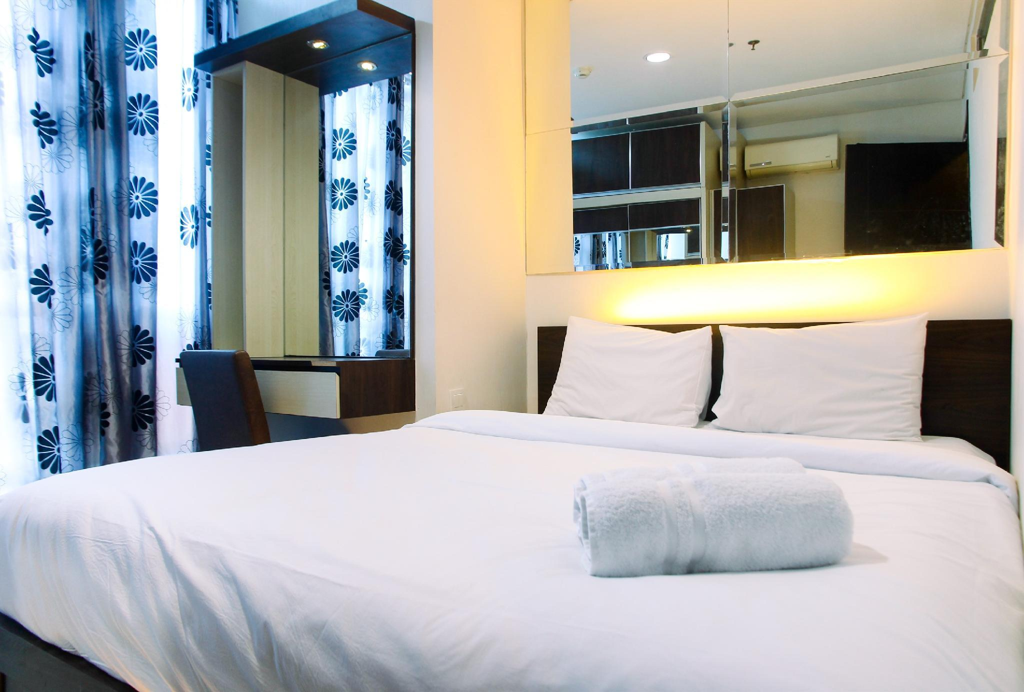 City View 1BR At GP Plaza Apartment By Travelio
