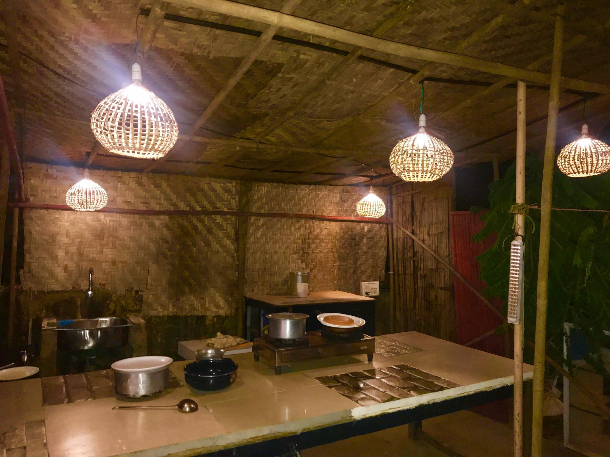 Bricks And Bamboo Hostel   BnB