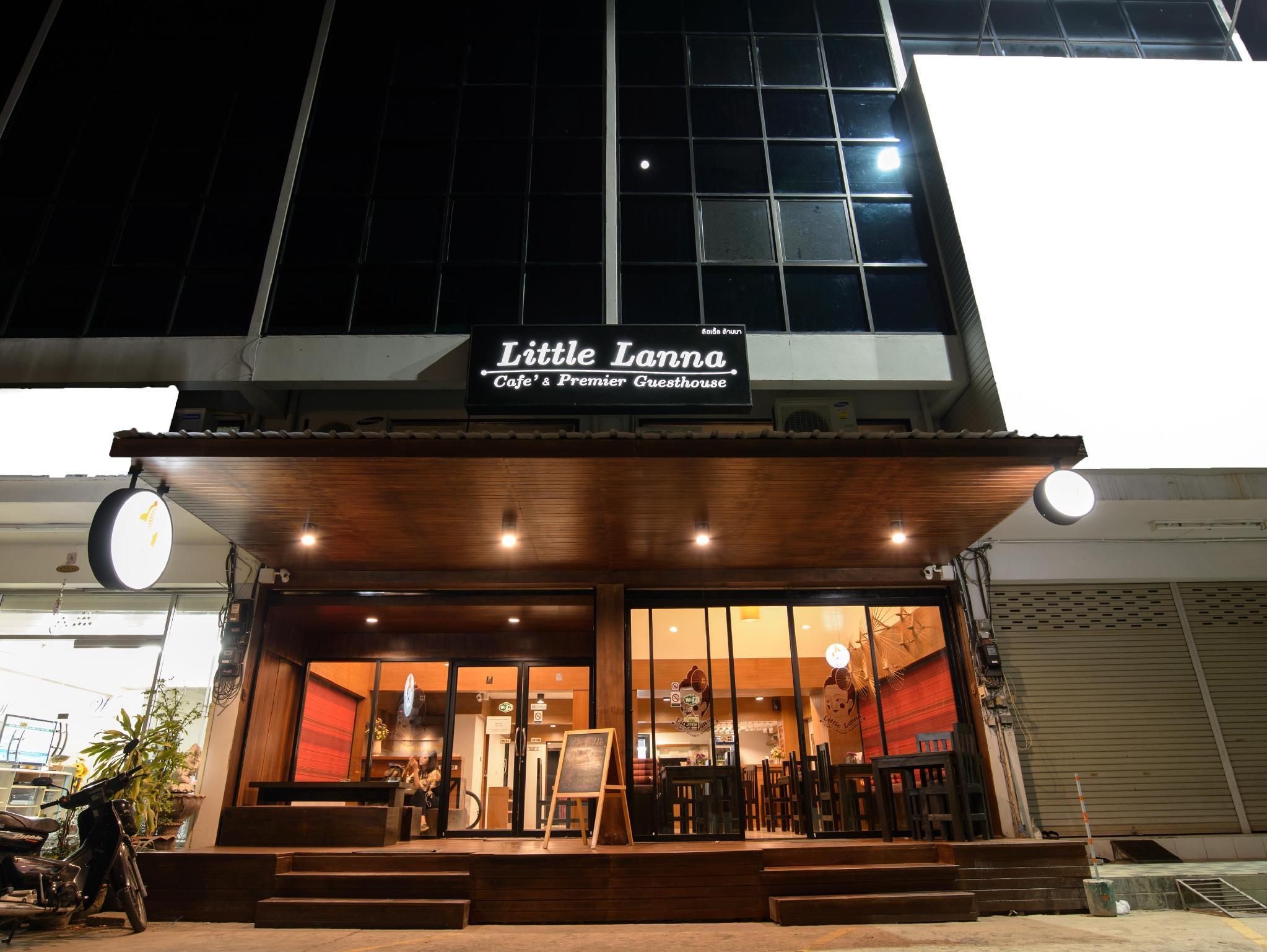 Little Lanna Cafe and Premier Guesthouse ลิตเติ้ล ล้านนา คาเฟ่ แอนด์ พรีเมียร์ เกสเฮ้าส์