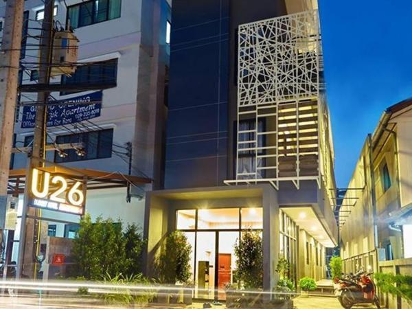U26 Budget Hotel Chiang Mai