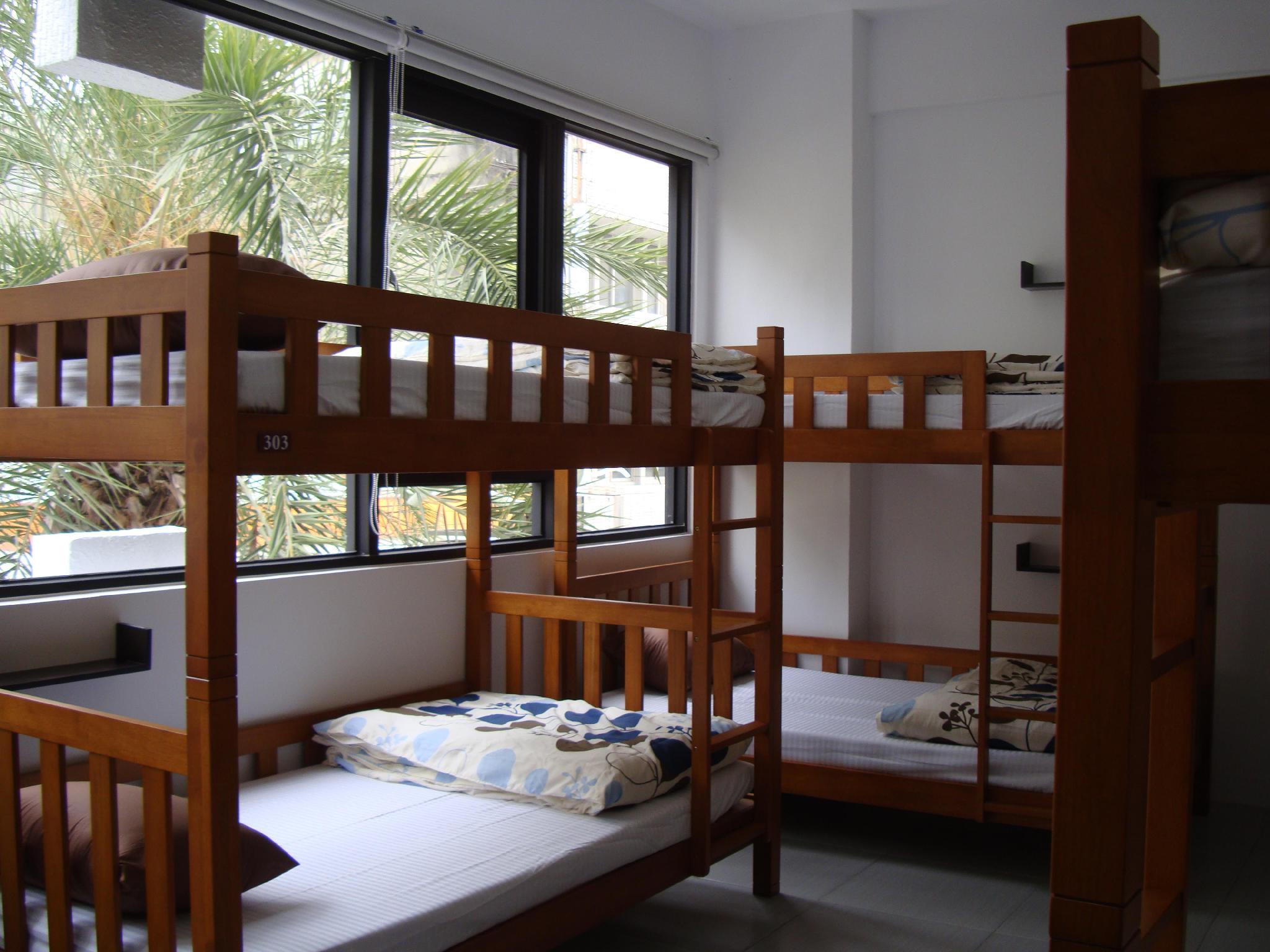 Backpacker 41 Hostel Taichung