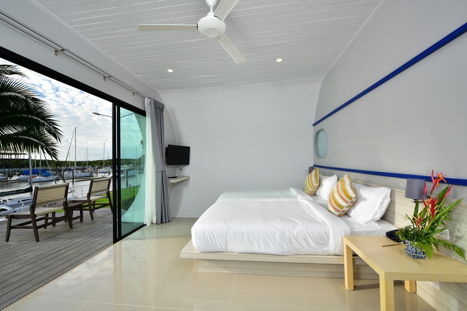 Krabi Boat Lagoon Resort กระบี่ โบ๊ต ลากูน รีสอร์ต