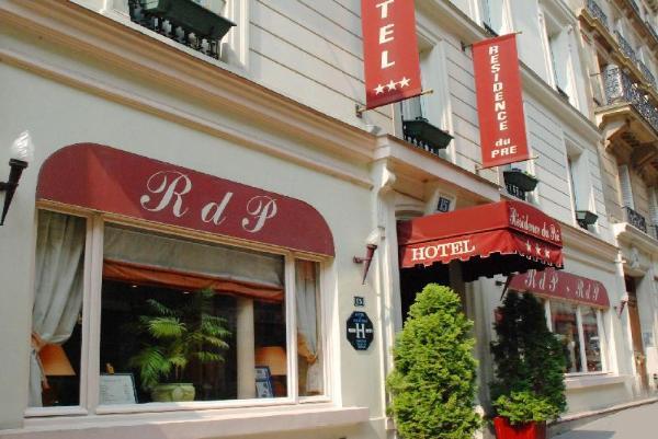 Relais du Pre Hotel Paris