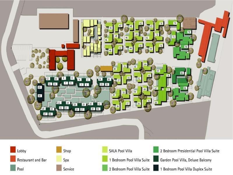Sala phuket resort and spa hotel phuket thailand for Hotel sala phuket