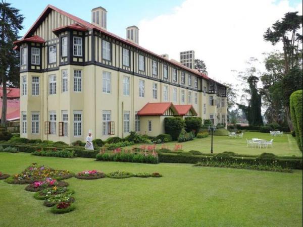 Grand hotel nuwara eliya city center nuwara eliya sri - Grand hotel sri lanka ...