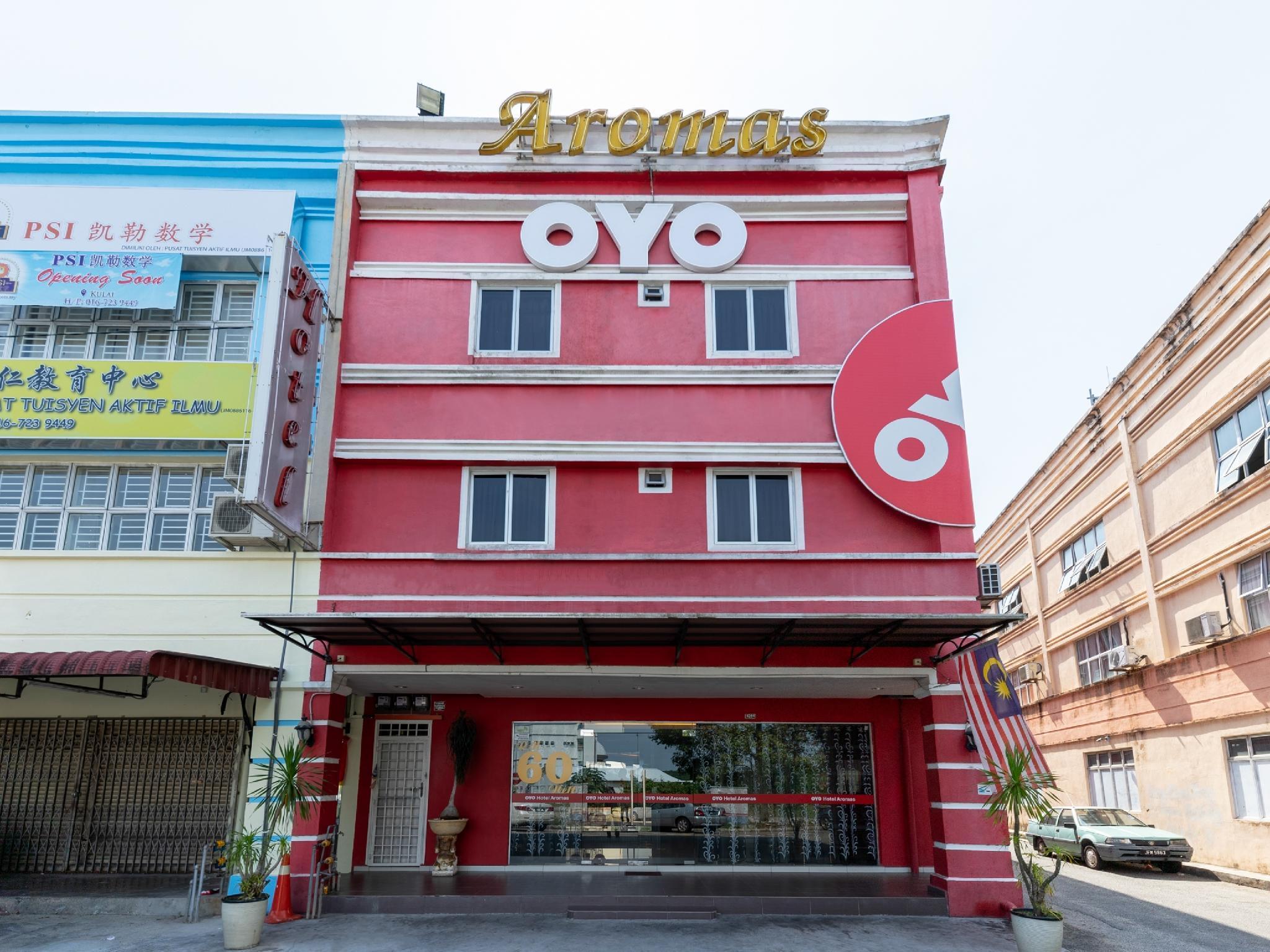 OYO 504 Hotel Aromas Kulai