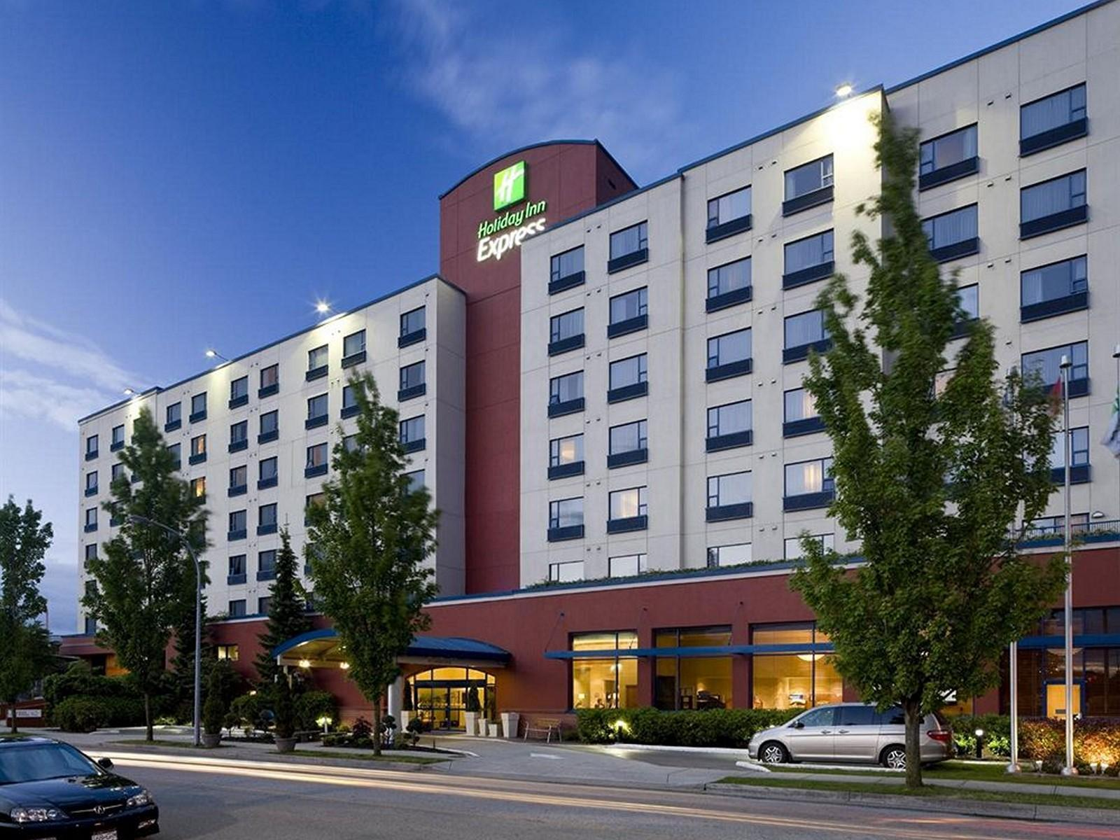 Holiday Inn Express Vancouver Airport Richmond