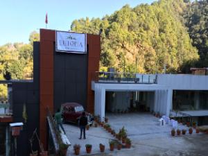 Resort Eutopia Waknaghat