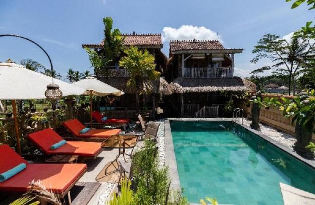 Royal JJ Ubud Resort and Spa