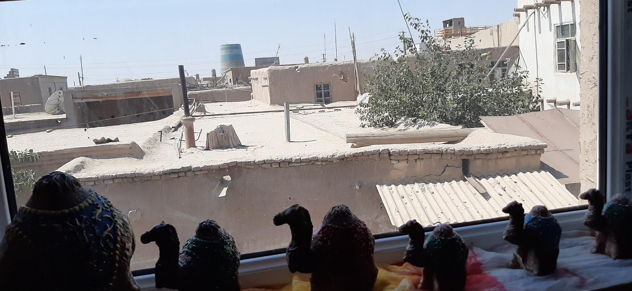 Khiva Sharqona