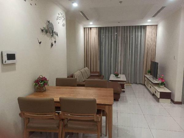 Nice 2Br  at Vinhomes central park Ho Chi Minh City