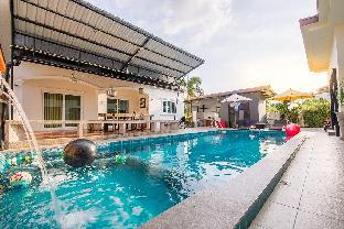 Big Family Pool Villa Hua Hin วิลลา 6 ห้องนอน 7 ห้องน้ำส่วนตัว ขนาด 300 ตร.ม. – เขาหินเหล็กไฟ