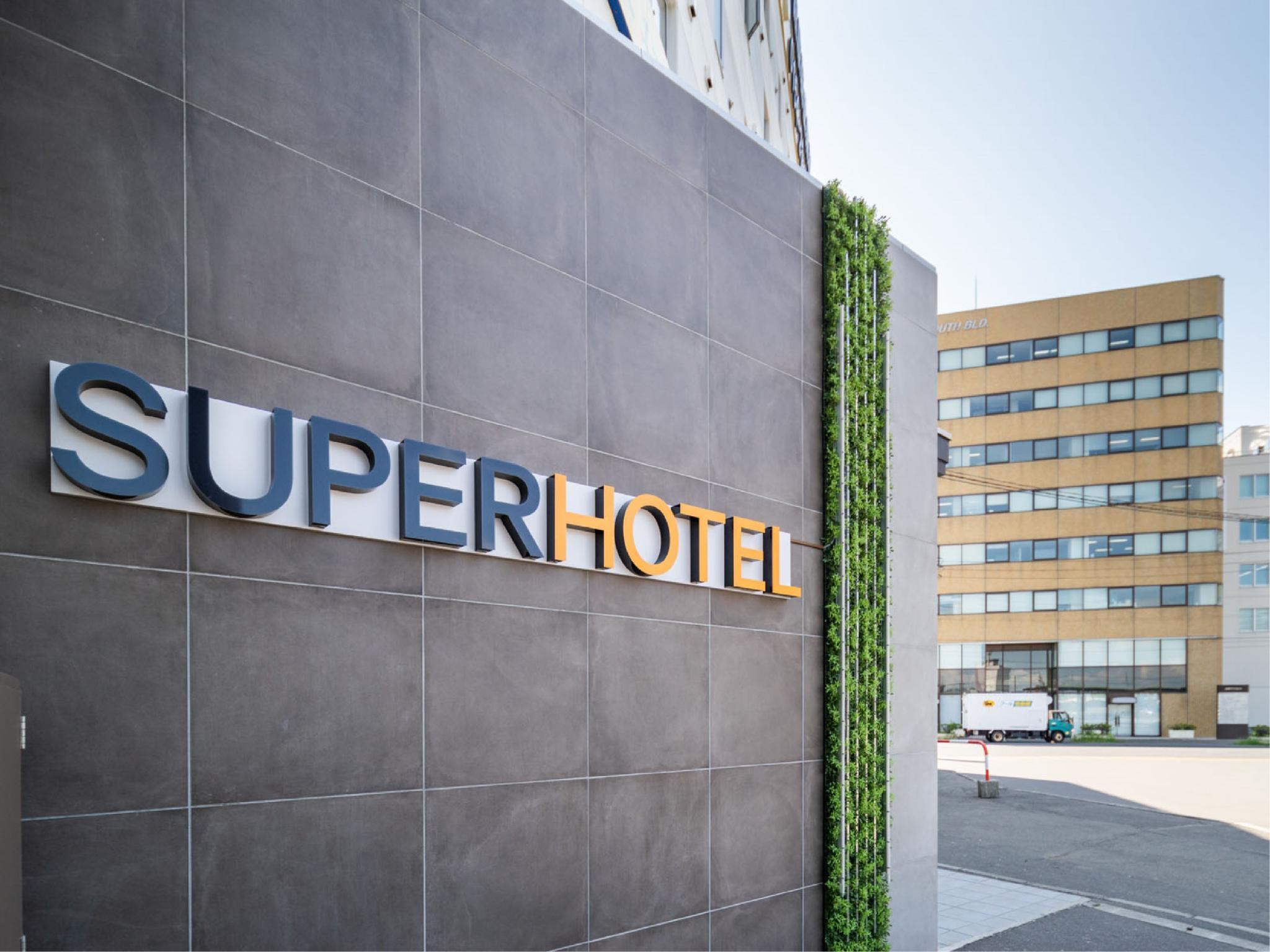 Super Hotel Kushiro Ekimae