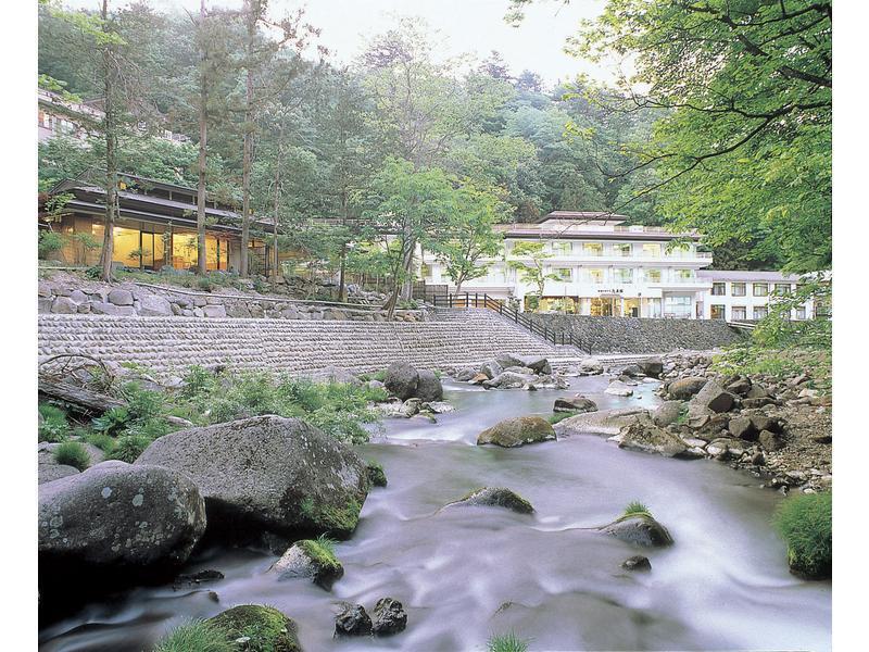 Shiobara Spa Gensenkan