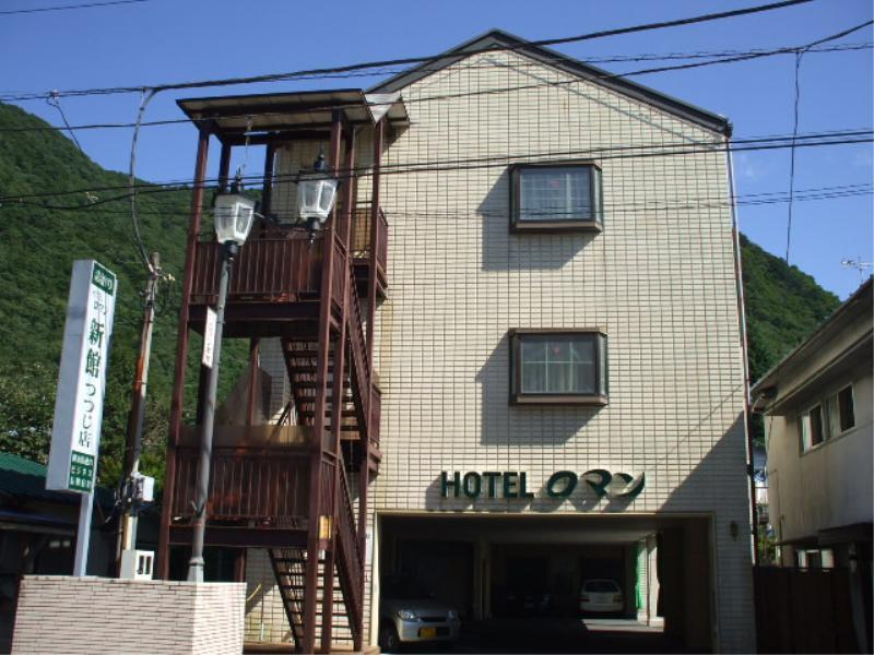 Sudomari Hotel Roman Shinkan Tsutsujiten