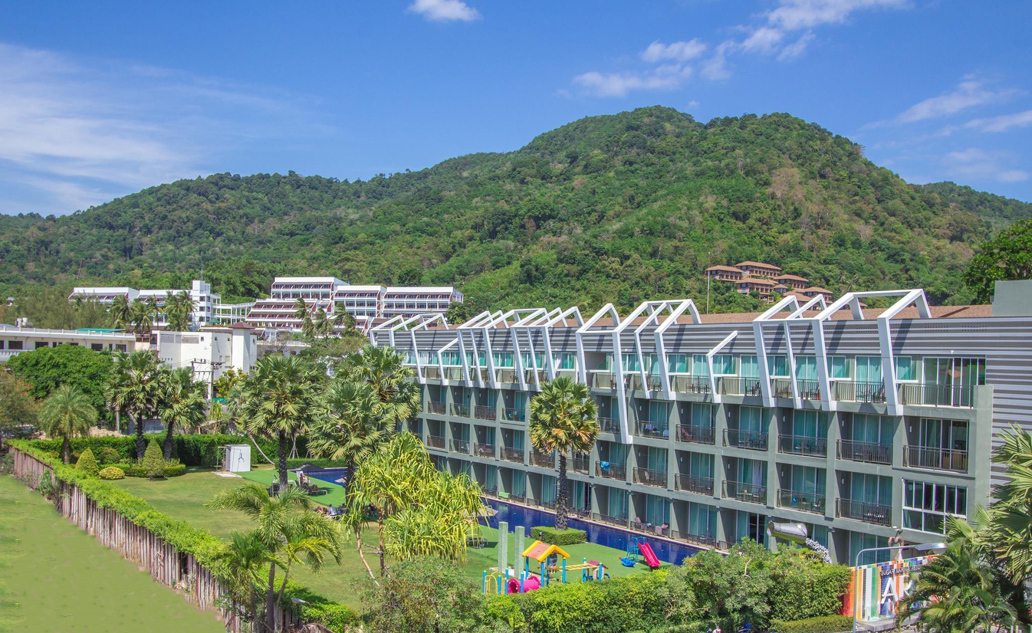 Sugar Marina Resort   Art   Karon Beach