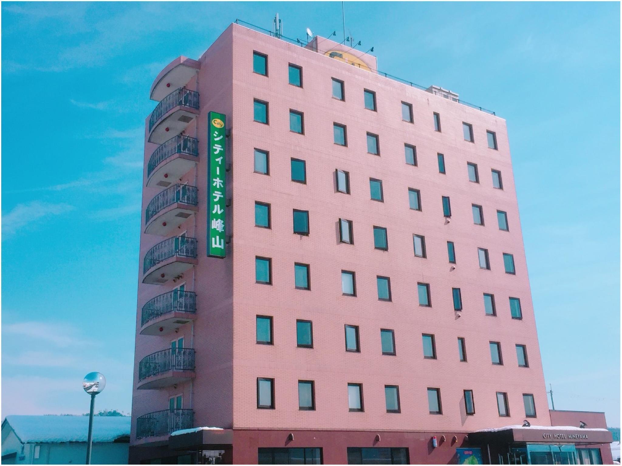 City Hotel Mineyama