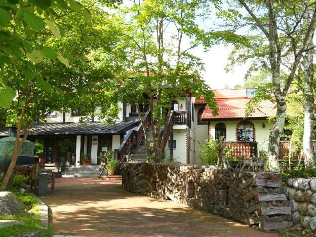 Hotel Hut Walden