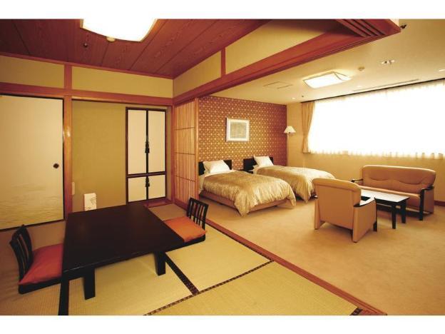 Yuda Onsen Ubl Hotel Matsumasa