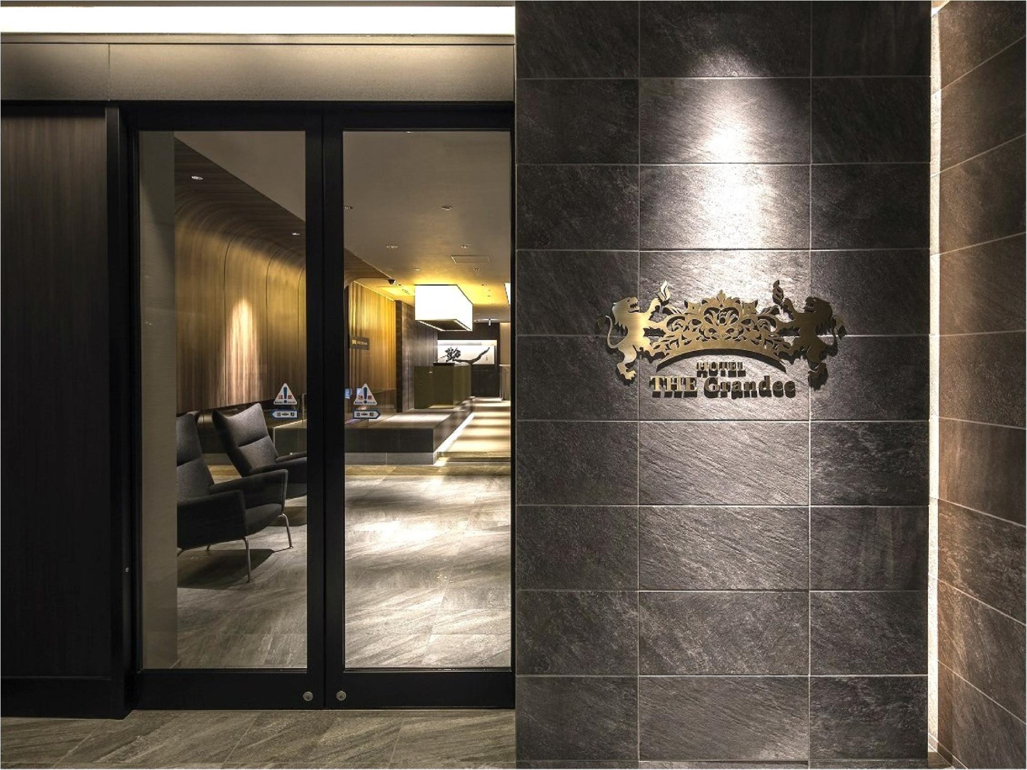 HOTEL THE Grandee Shinsaibashi