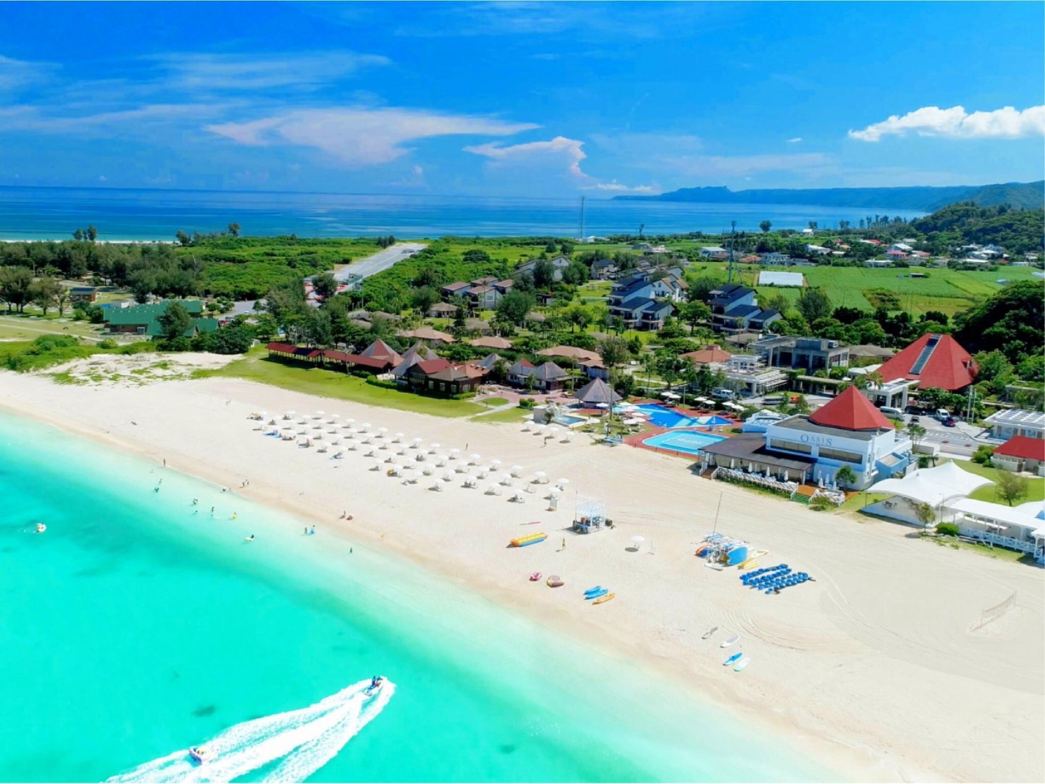 Okuma Private Beach And Resort