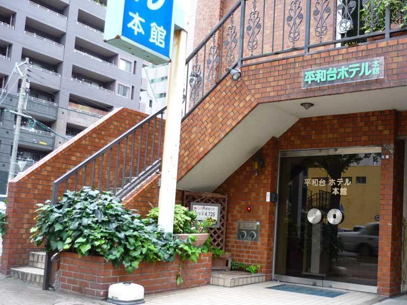 Hewadai Hotel Honkan